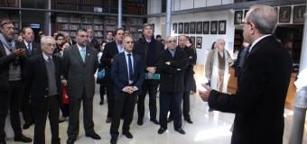 Celebramos el día del periodista y los 108 años de nuestra institución con el Vicegobernador Daniel Salvador